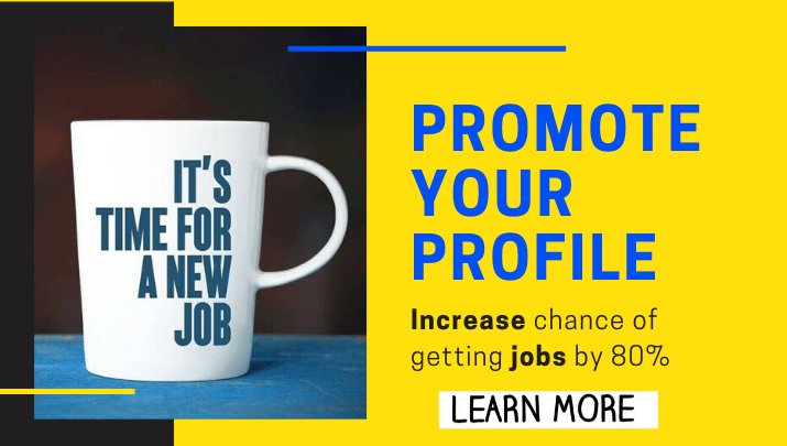 Get INFRONT OF EMPLOYER banner