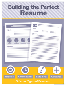 tips for a stand out resume to apply for job